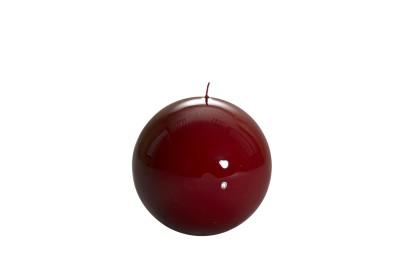 candela sfera 100 mm laccata sfusa - Ceralacca