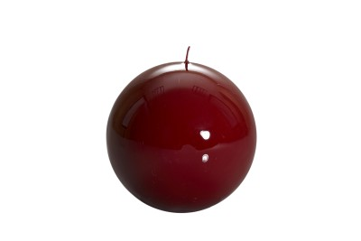 candela sfera 120 mm laccata sfusa - Ceralacca