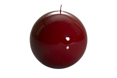 candela sfera 150 mm laccata sfusa - Ceralacca