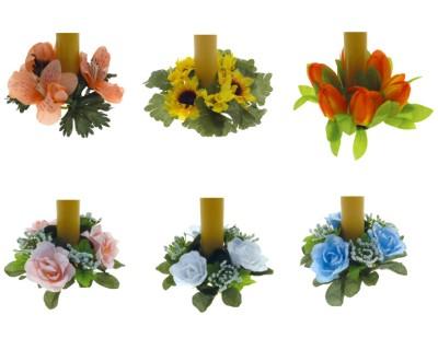 Coroncina fiori grandi