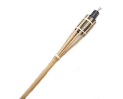 Torcia bambu h. 120 cm